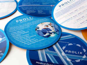 Prolix/Quadra Double Sided Brochure