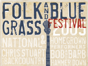 Folk and Bluegrass Festival