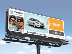 b Mazda Campaign