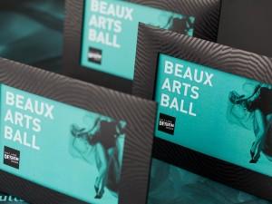 AIGA Beaux Arts Ball